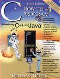 C How to Program, Deitel, Harvey M. and Deitel, Paul J., 0130895725