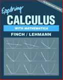 Exploring Calculus Mathematica, Lehmann, Millianne, 0201555727