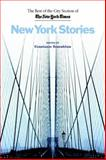 New York Stories 9780814775721