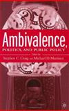 Ambivalence, Politics and Public Policy 9781403965721