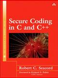 Secure Coding in C and C++, Seacord, Robert C., 0321335724