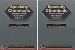 Speciality Chemicals Source Book, Michael Ash, 1890595721