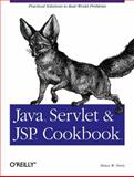 Java Servlet and JSP Cookbook, Perry, Bruce W., 0596005725