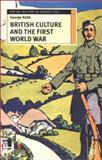 British Culture and the First World War, Robb, George, 0333715721