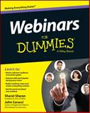 Webinars for Dummies, Carucci, 1118885724