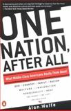 One Nation after All, Alan Wolfe, 014027572X