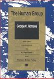 The Human Group, Homans, George C., 1560005726