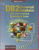 DB2 Universal Database Call-Level Interface Developer's Guide, Sanders, Roger, 0071345728