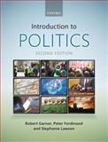 Introduction to Politics, Garner, Robert and Ferdinand, Peter, 0199605726