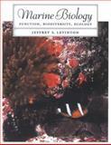 Marine Biology : Function, Biodiversity, Ecology, Levinton, Jeffrey S., 0195085736