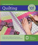 Quilting 101, Creative Publishing Editors, 1589235738