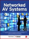 Networked AV Systems, Grimes, Brad and International, InfoComm, 0071825738