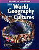 World Geography and Cultures, Interactive Tutor Self-Assessment, Glencoe McGraw-Hill Staff, 0078785731