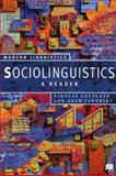 Sociolinguistics, Coupland, Nikolas and Jaworski, Adam, 0312175736