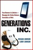 Generations Inc. 1st Edition