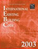 International Existing Building Code 2003, International Code Council Staff, 1892395738