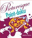 Picturesque Paint-Doku, Conceptis Puzzles, 1402775733
