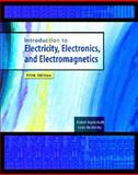 Introduction to Electricity, Electronics, and Electromagnetics 9780130105738