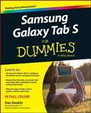 Samsung Galaxy Tabs for Dummies, Gookin, Dan and Geisler, Sandra, 1119005744