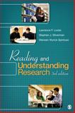 Reading and Understanding Research, Locke, Lawrence F. and Silverman, Stephen J., 1412975743