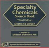 Specialty Chemicals Electronic Source Book, Third Edition 5 user Network,, 1890595748