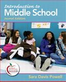 Introduction to Middle School, Powell, Sara Davis, 0137045743