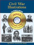 Civil War Illustrations, Dover, 0486995747
