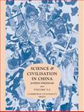 Science and Civilisation in China, Needham, Joseph, 0521085748