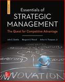 Essentials of Strategic Management with BSG/GLO-BUS Access Card, Gamble, John and Thompson, Arthur, Jr., 1259185745