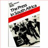 The Press in South Africa, Tomaselli, Keyan and Tomaselli, Ruth, 0620105755