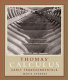 Thomas' Calculus Early Transcendentals, Thomas, George Brinton and Giordano, Frank R., 0321495756