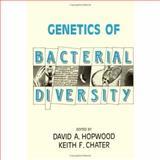 Genetics of Bacterial Diversity 9780123555755