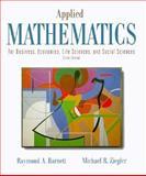 Applied Mathematics, Barnett, Raymond A. and Ziegler, Michael R., 0135745756