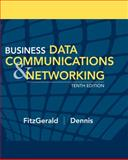 Business Data Communications and Networking, FitzGerald, Jerry and Dennis, Alan, 0470055758