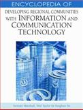 Encyclopedia of Developing Regional Communities with Information and Communication Technology, , 1591405750