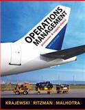 Operations Management, Krajewski, Lee J. and Ritzman, Larry P., 0136065767