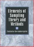 Elements of Sampling Theory and Methods, Govindarajulu, Zakkula, 0137435762