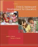 Child and Adolescent Development for Educators, Meece, Judith L. and Daniels, Denise Honeycutt, 0073525766