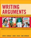 Writing Arguments : A Rhetoric with Readings, Ramage, John D. and Bean, John C., 0205665764