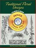 Traditional Floral Designs, Dover Staff, 0486995763