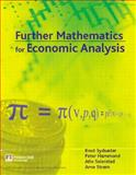 Further Mathematics for Economic Analysis, Seierstad, Atle and Hammond, Peter, 0273655760