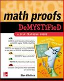 Math Proofs Demystified, Gibilisco, Stan, 0071445765