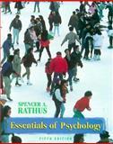 Essentials of Psychology, Rathus, Spencer A., 0155075764