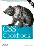 CSS Cookbook, Schmitt, Christopher, 0596005768