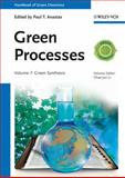 Handbook of Green Chemistry - Green Processes Set, , 3527315764