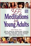 365 Meditations for Young Adults, Sally D. Sharpe and Esther Cho, 068709576X