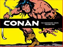 Conan: Newspaper Strips Volume 1, Roy Thomas, 1595825762