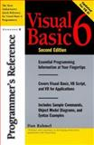 Visual Basic 6 Programmer's Reference, Rahmel, Dan, 0078825768