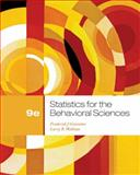 Cengage Advantage Books: Statistics for the Behavioral Sciences, Gravetter, Frederick J. and Wallnau, Larry B., 1111835764