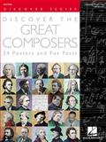 Discover the Great Composers (Set of 24 Posters), , 1480355763